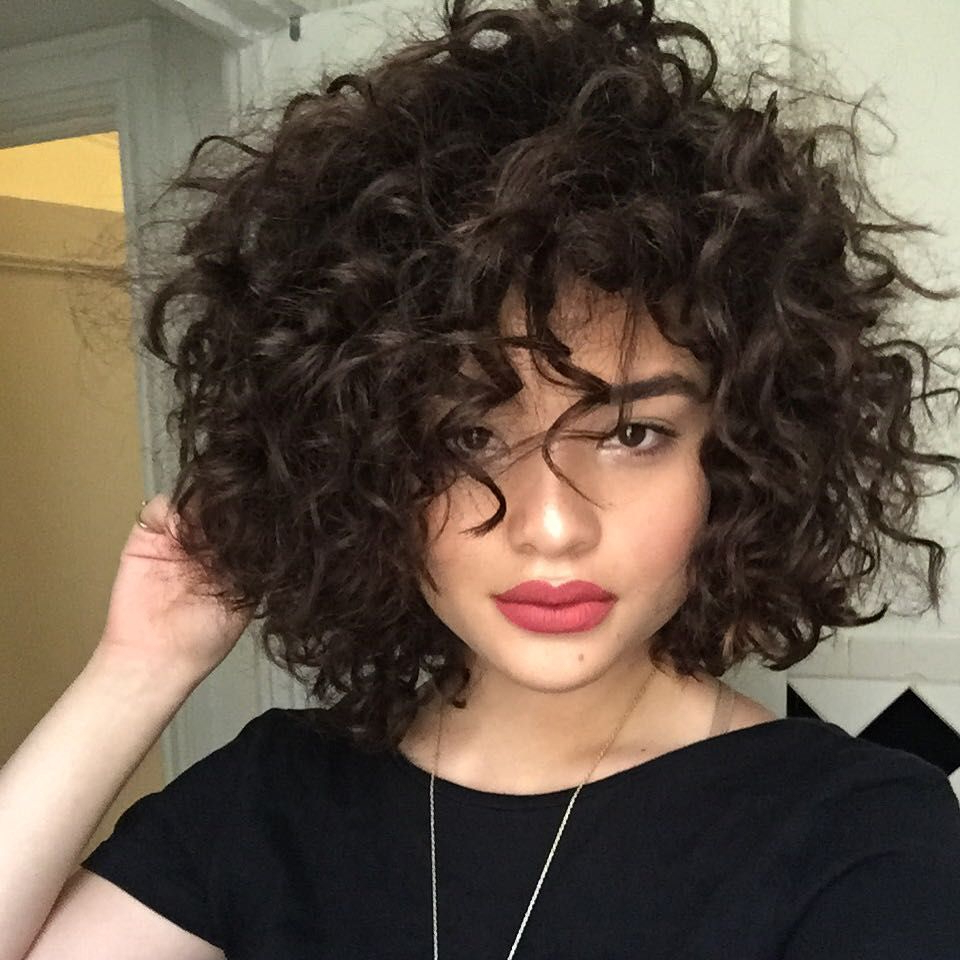Well Known Permed Bob Hairstyles For Chic Curly Bob Haircuts (View 20 of 20)
