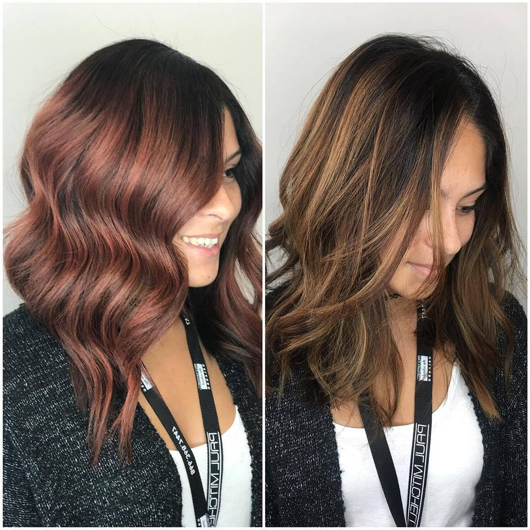 Well Known Plum Brown Pixie Haircuts For Naturally Curly Hair Throughout 10 Layered Hairstyles & Cuts For Long Hair In Summer Hair (Gallery 20 of 20)