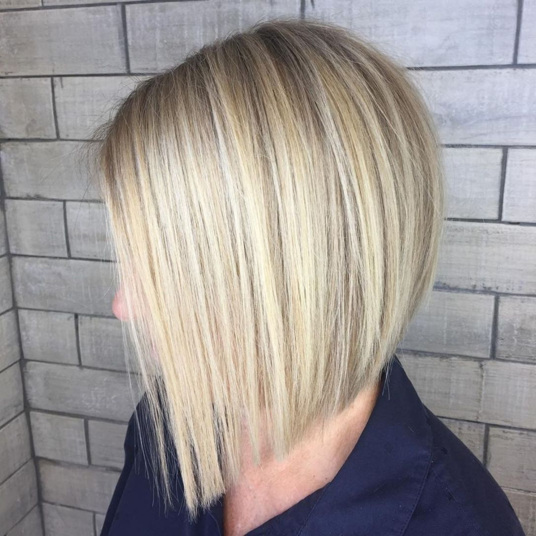 Well Known Shiny Strands Blunt Bob Hairstyles Within Pin On Darj (View 10 of 20)