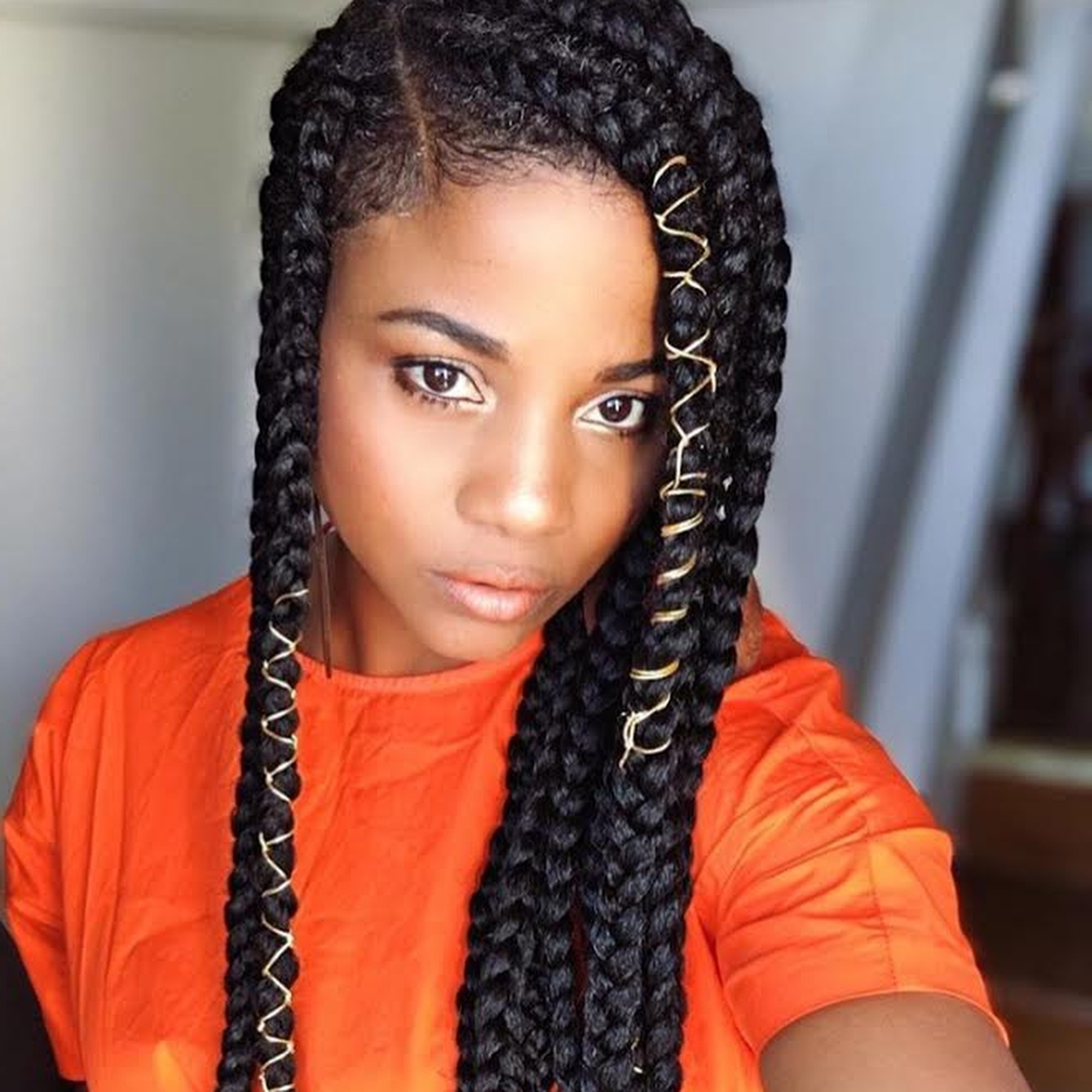 Well Known Slicking Down Braids Hairstyles Regarding How To Style Baby Hair — 16 Styling Tips For Your Edges (View 10 of 20)