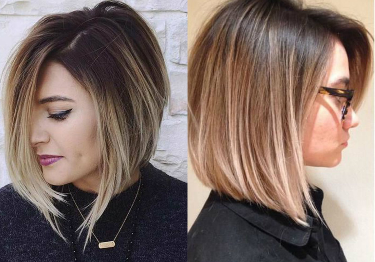 Well Known Smooth Bob Hairstyles For Fascinating Ombre Bob Hairstyles To Try (Gallery 16 of 20)