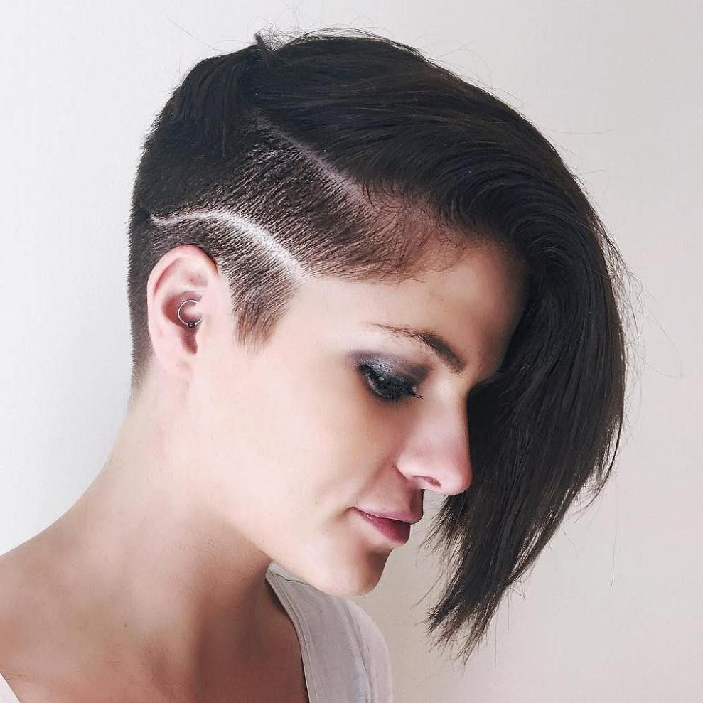 Well Known Smooth Shave Pixie Haircuts Inside Pin On Hair (View 3 of 20)