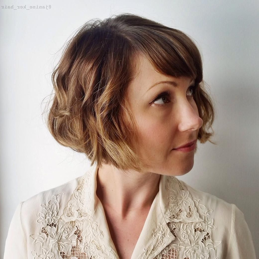 Featured Photo of Vintage Bob Hairstyles With Bangs
