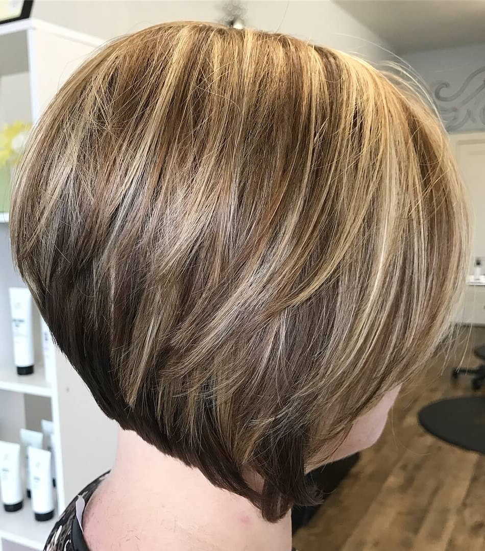 Well Known Wedge Bob Hairstyles In 20 Exclusive Wedge Haircuts To Get The Desired Look (View 20 of 20)