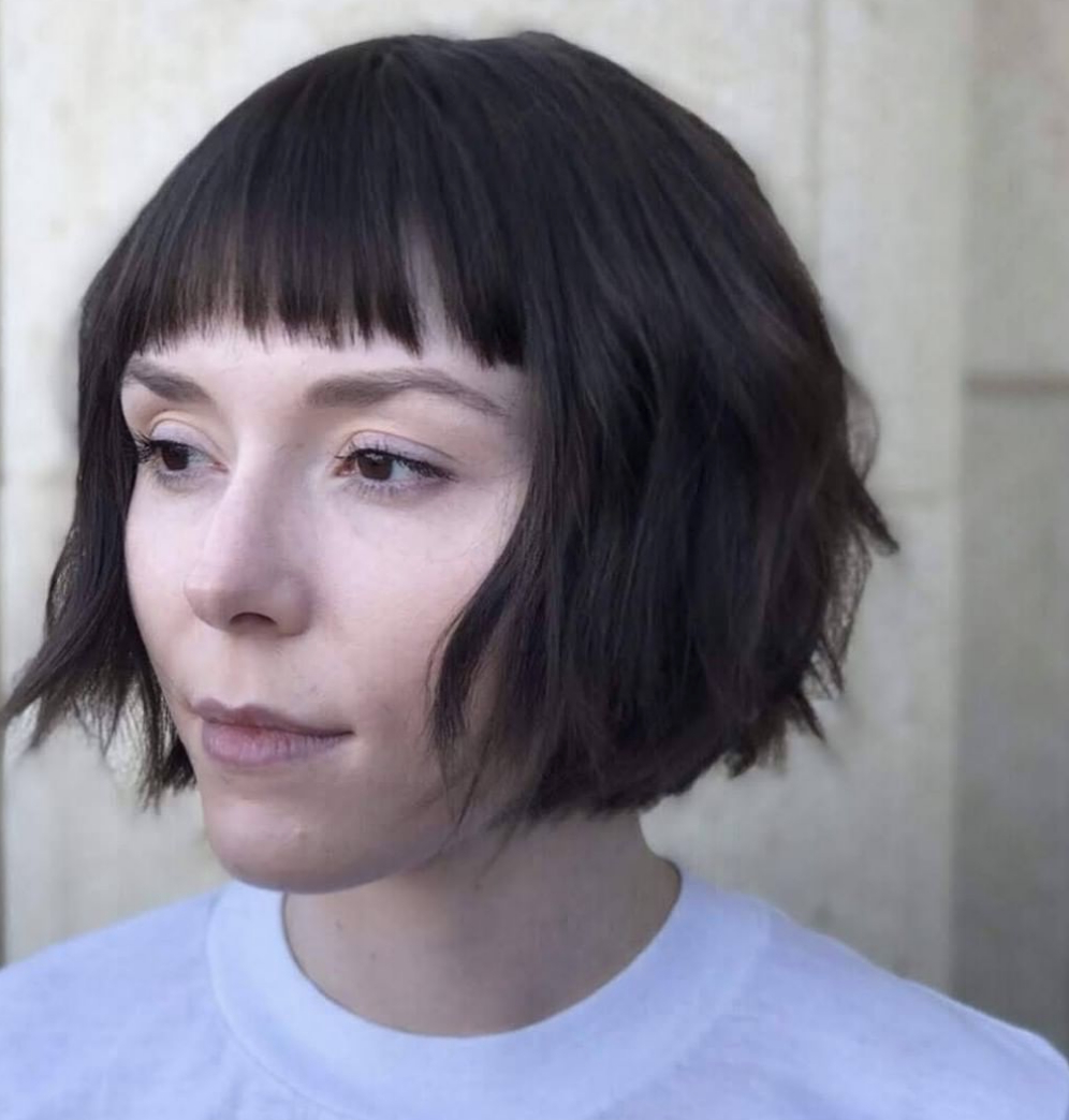 Well Liked Ear Length French Bob Hairstyles In Haircut How To: The French Bob (View 10 of 20)