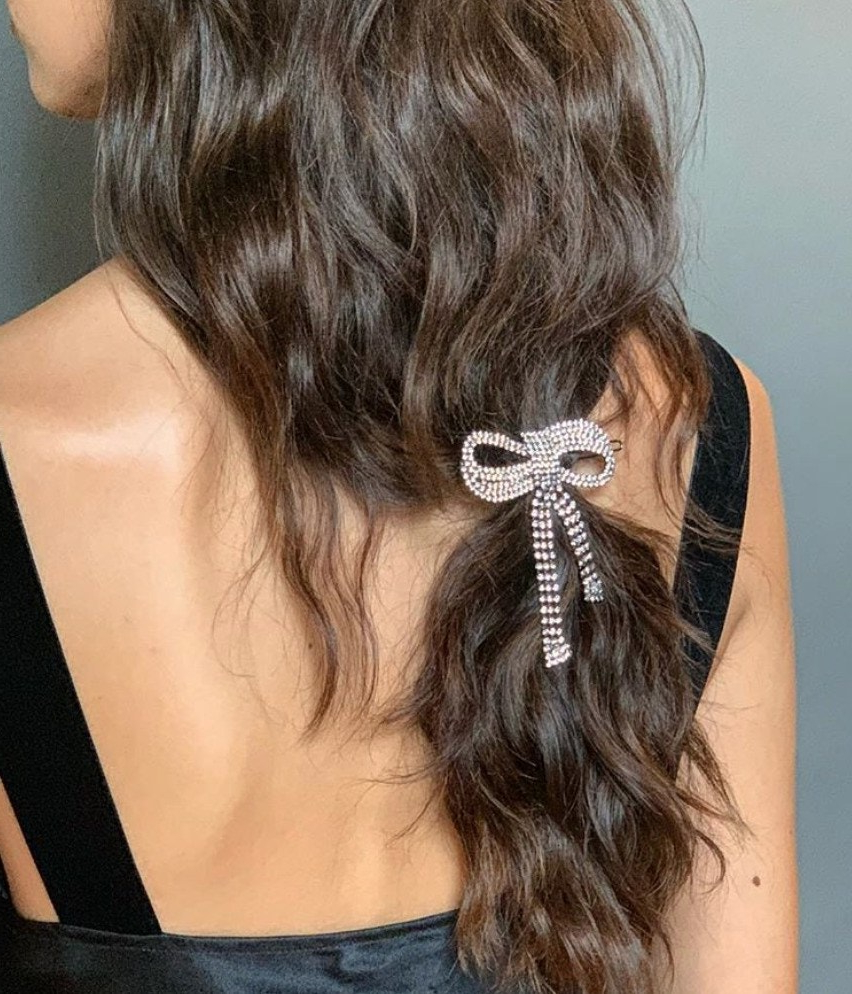 Well Liked Loosely Tied Braid Hairstyles With A Ribbon Inside 51 Winter Hairstyle Ideas Perfect For 2019 (Gallery 18 of 20)