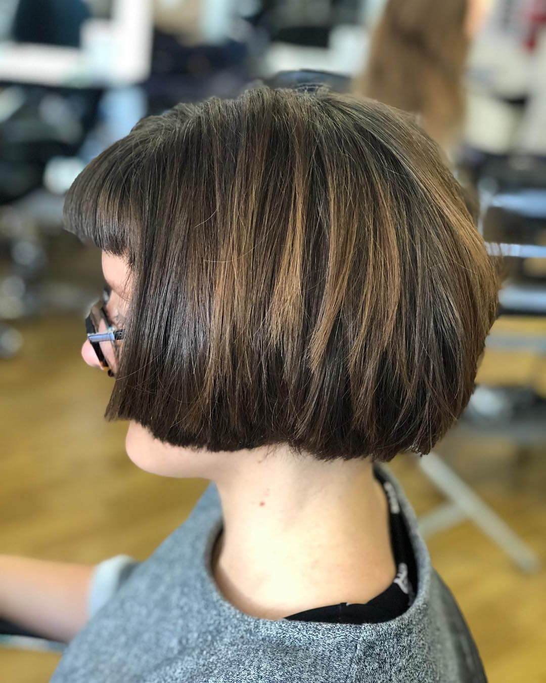 Well Liked Short Cappuccino Bob Hairstyles Inside 30 Short Bob Haircuts – Flaunt Your Short Hair, Surprise (View 18 of 20)