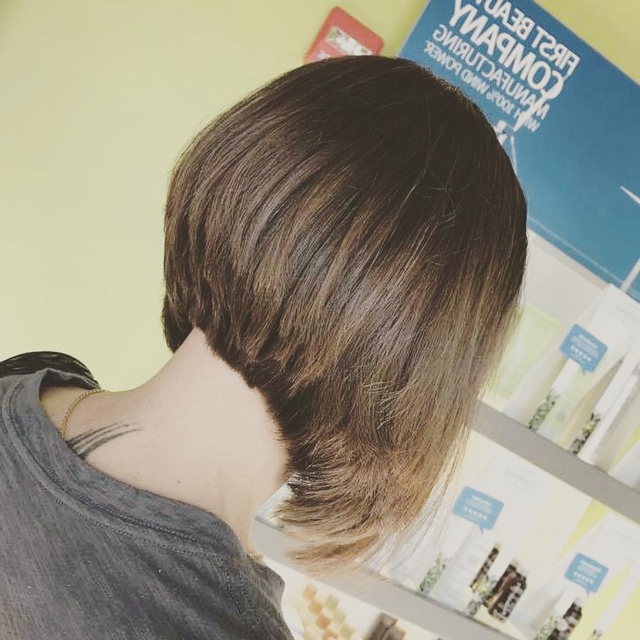 Well Liked Stacked Swing Bob Hairstyles Within 30 Super Hot Stacked Bob Haircuts: Short Hairstyles For (Gallery 11 of 20)