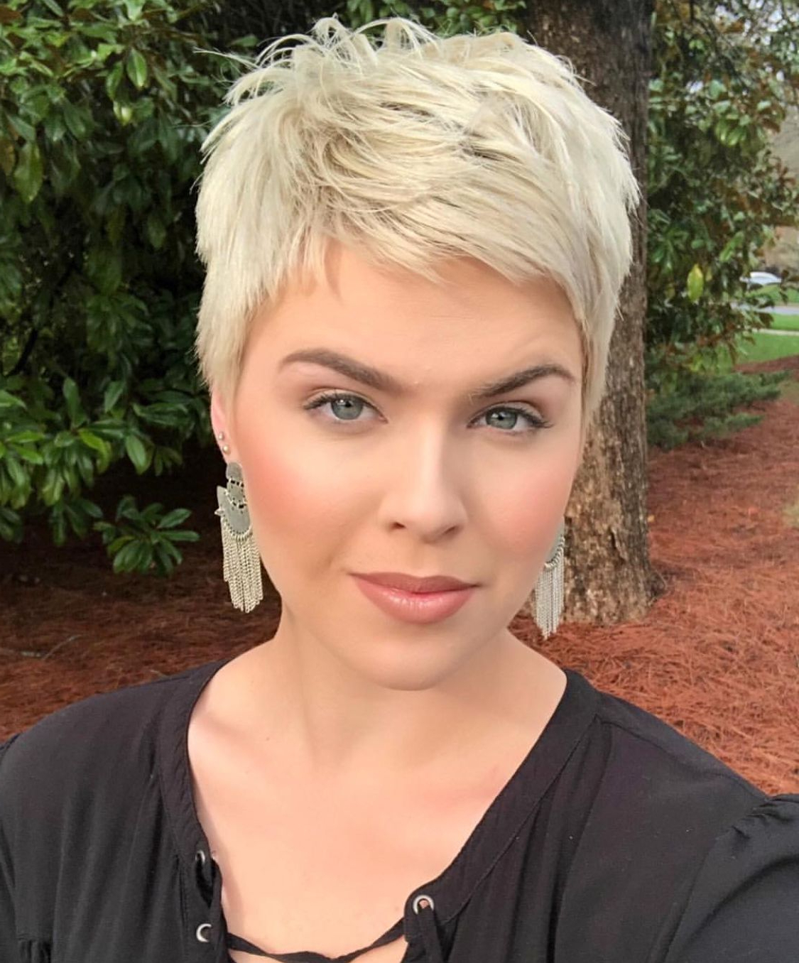 Widely Used Sassy Short Pixie Haircuts With Bangs With Pin On Hair Styles (View 2 of 20)