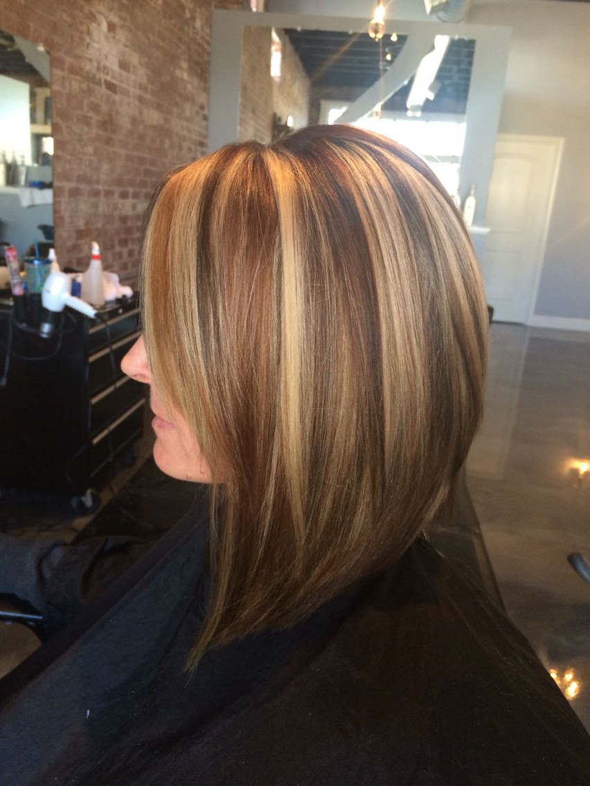 Widely Used Stacked Swing Bob Hairstyles Regarding Pin On Hair Do Dreaming (View 20 of 20)