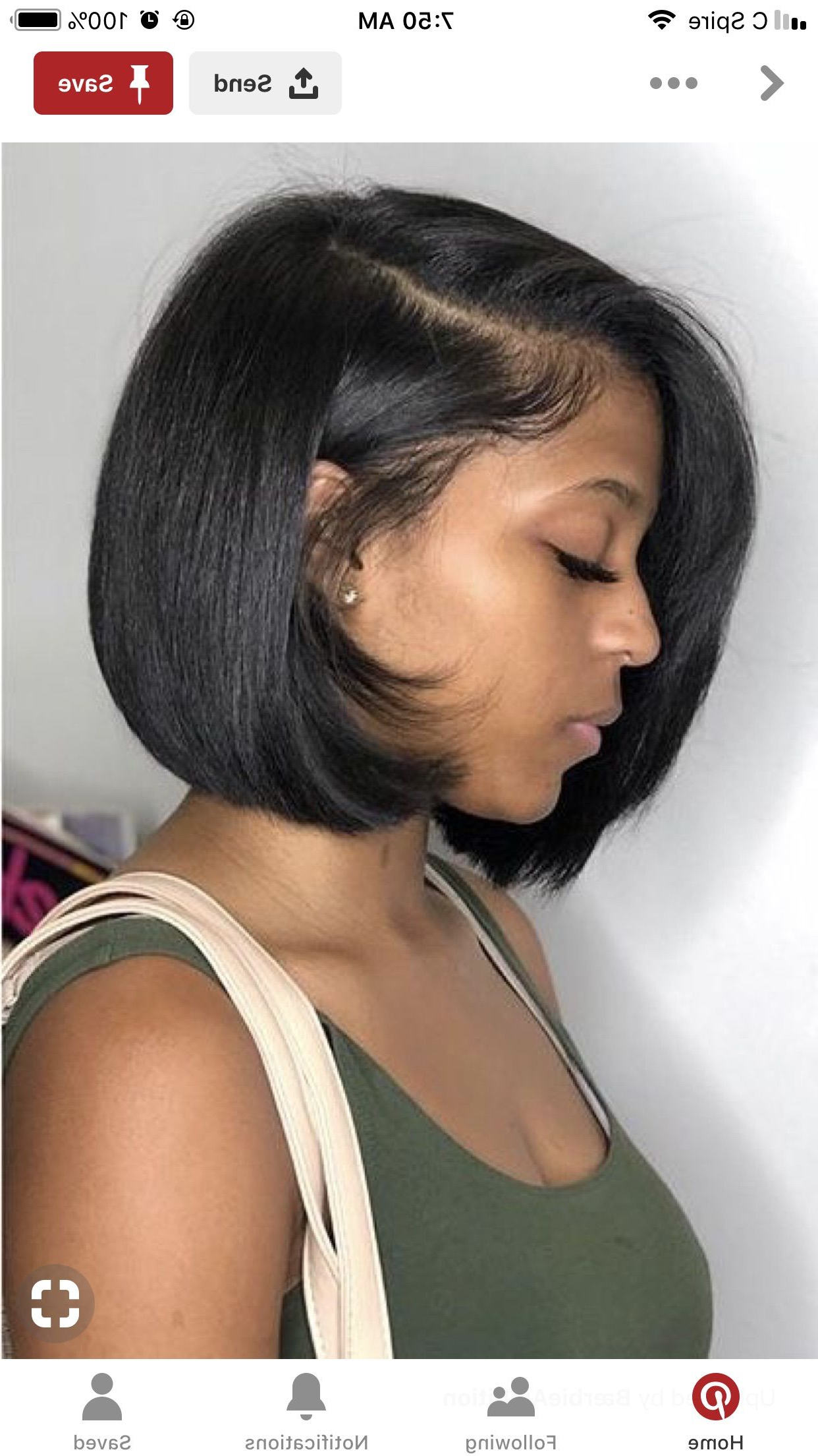 Featured Photo of Natural Bob Hairstyles