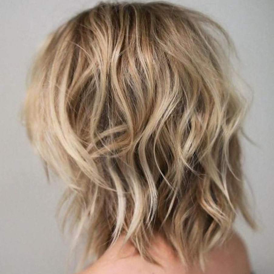 Famous Choppy Shag Hairstyles With Short Feathered Bangs Throughout Top 25 Short Shag Haircuts To Get In (View 6 of 20)