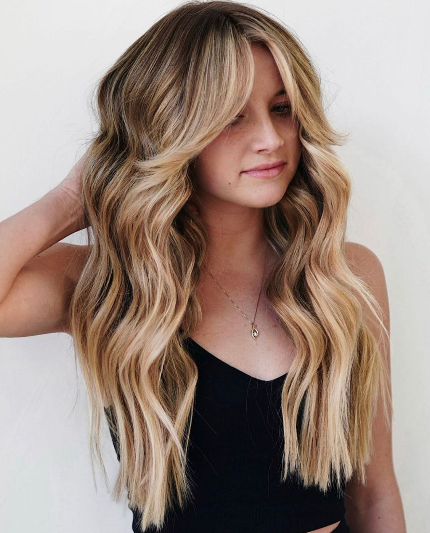 Most Popular Anime Inspired Hairstyle With Feathered Bangs Hairstyles For 11 Gorgeous Reasons Why Curtain Bangs Rule (View 5 of 20)