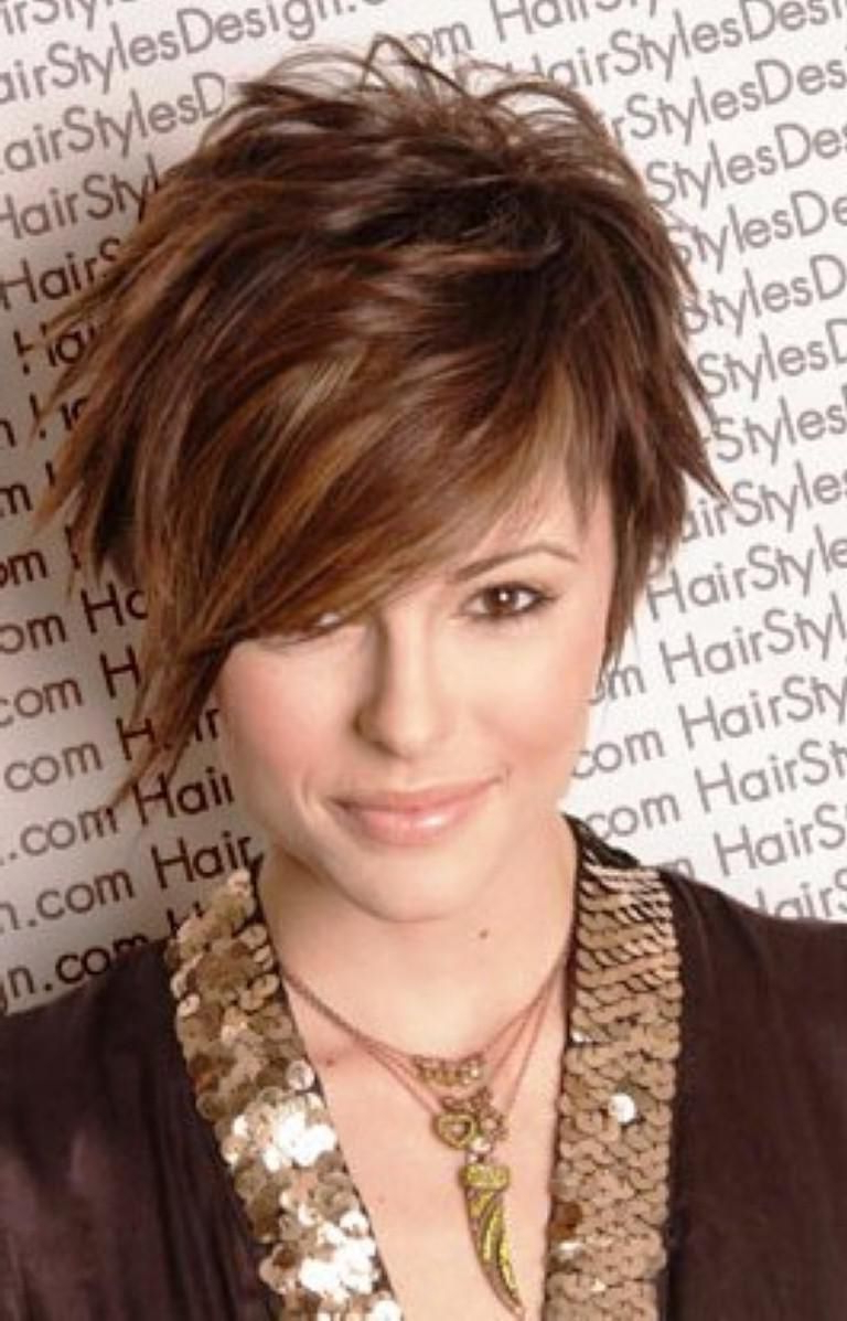 Pin On Hair Awesomeness Intended For 2018 Asymmetrical Parting Feathered Fringe Hairstyles (View 2 of 20)
