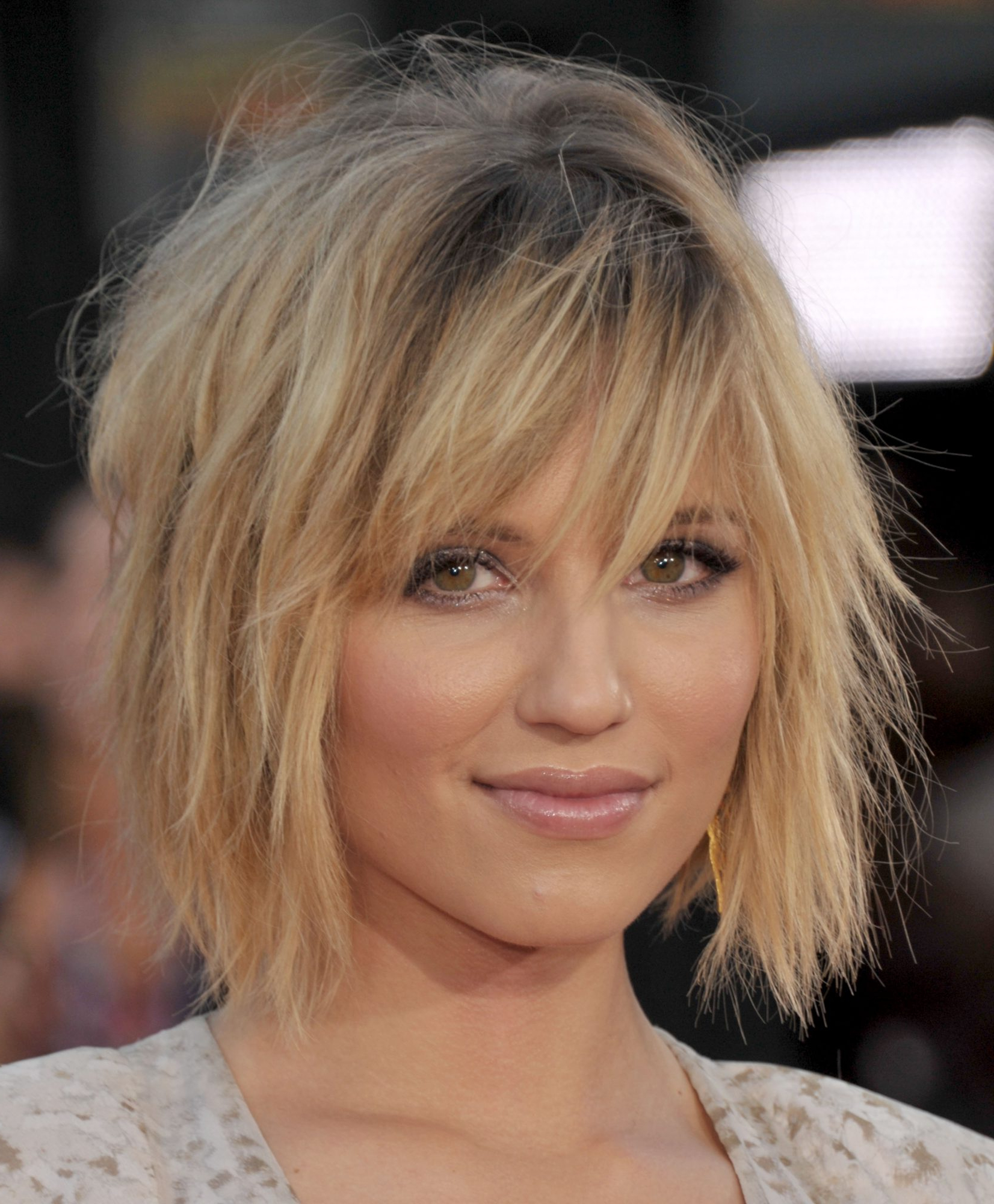 Popular Choppy Shag Hairstyles With Short Feathered Bangs Throughout Short Shag Haircuts Thatíll Finally Convince You To Make The (View 16 of 20)
