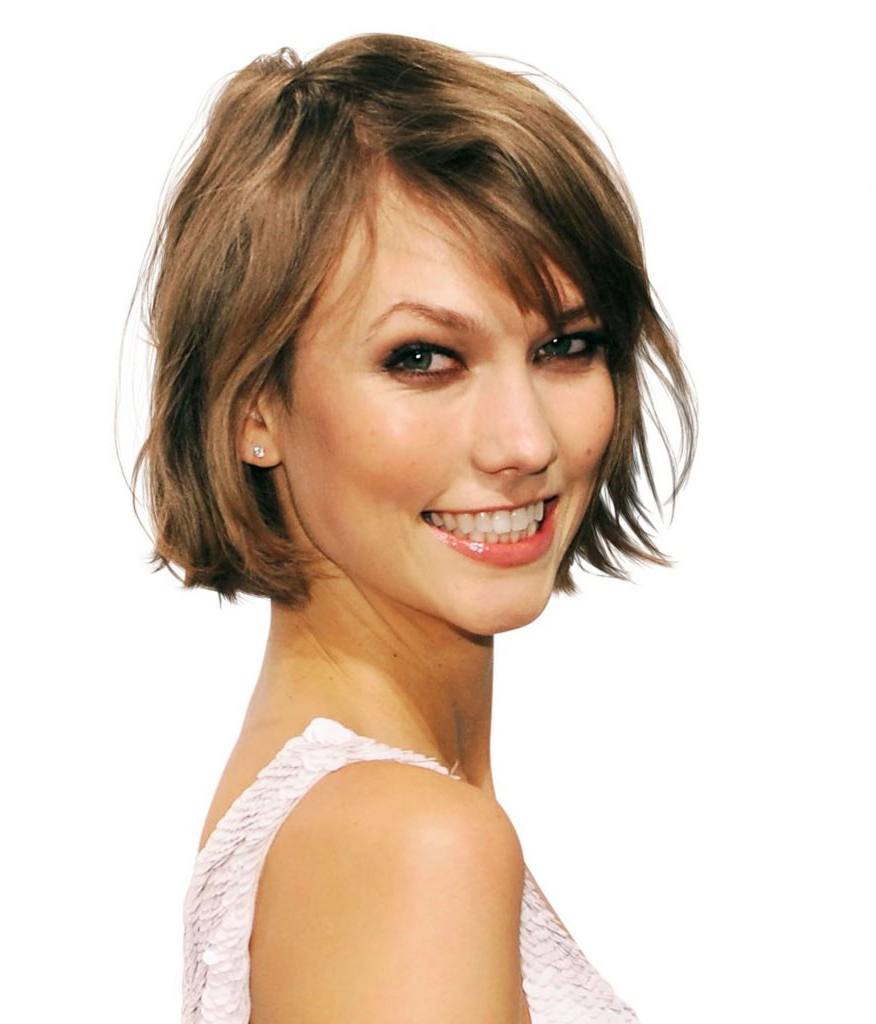 Recent Asymmetrical Feathered Bangs Hairstyles With Short Hair In Short Haircut Options With Bangs For Women With Thin Hair (View 11 of 20)