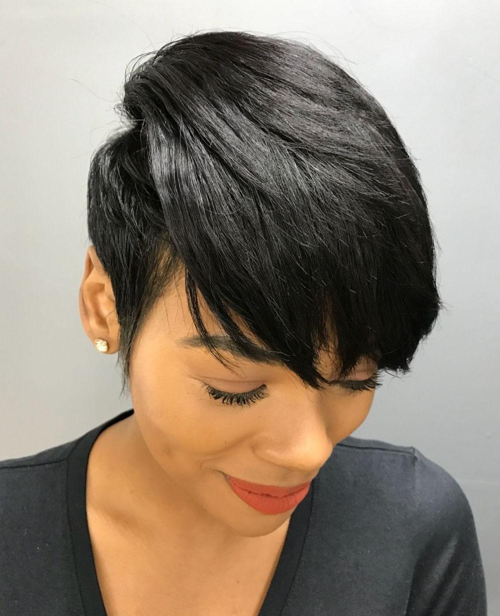 Short Hair (View 3 of 20)