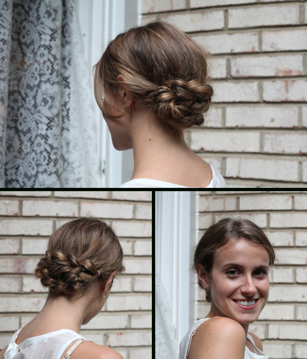 10 Quick And Easy Hairstyles For Updo Newbies – Verily Throughout Well Liked Braid Tied Updo Hairstyles (View 17 of 20)