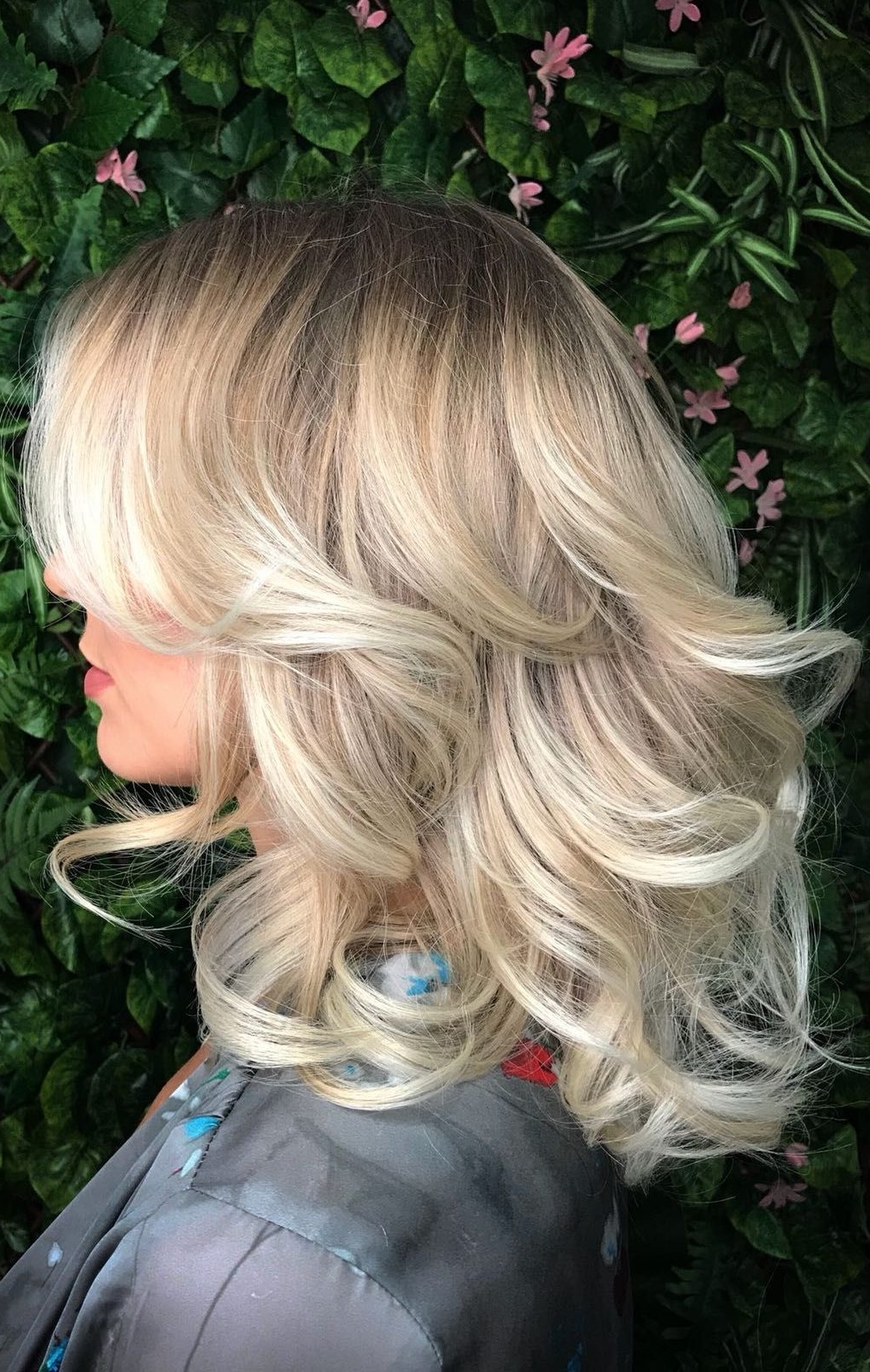 10 Ways To Wear Ash Blonde Balayage Long Bob Hairstyles 2019 With Regard To Well Known Blonde Balayage On Long Voluminous Hairstyles (View 6 of 20)