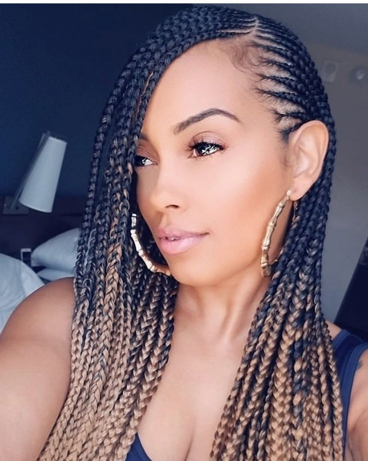 101 African Hair Braiding Styles 2021 Pictures Beautiful In Fashionable Chic Black Braided High Ponytail Hairstyles (View 8 of 20)
