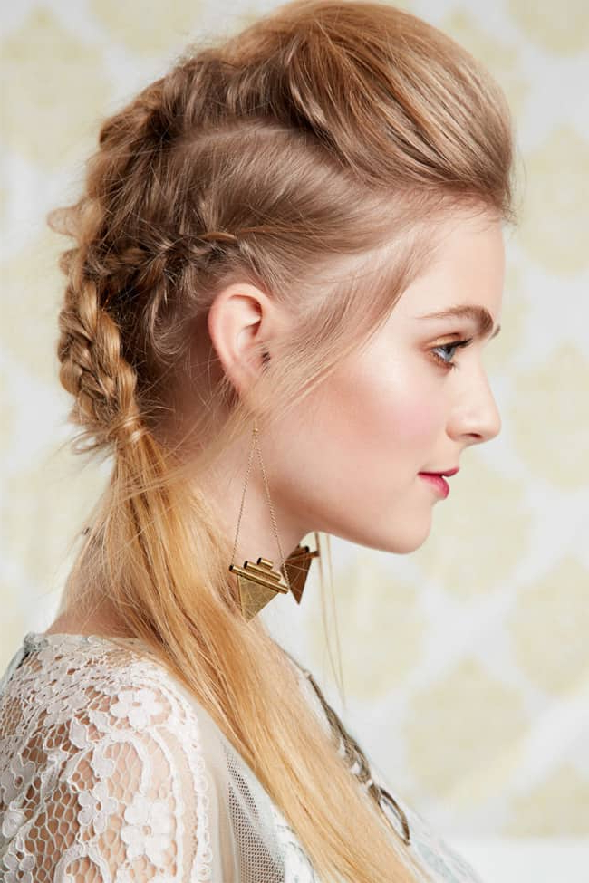 15 Superlative French Braid Hairstyles For 2020 – Sheideas With Current Defined French Braid Hairstyles (View 16 of 20)