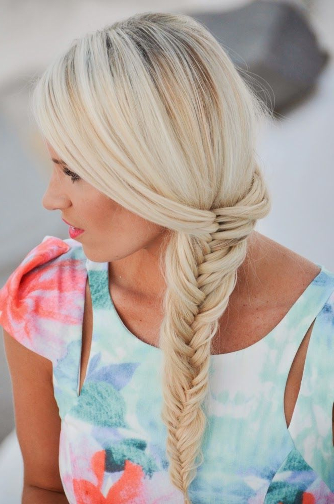 16 Stunning Braided Hairstyles – Pretty Designs Throughout Current Boho Fishtail Braid Hairstyles (View 10 of 20)