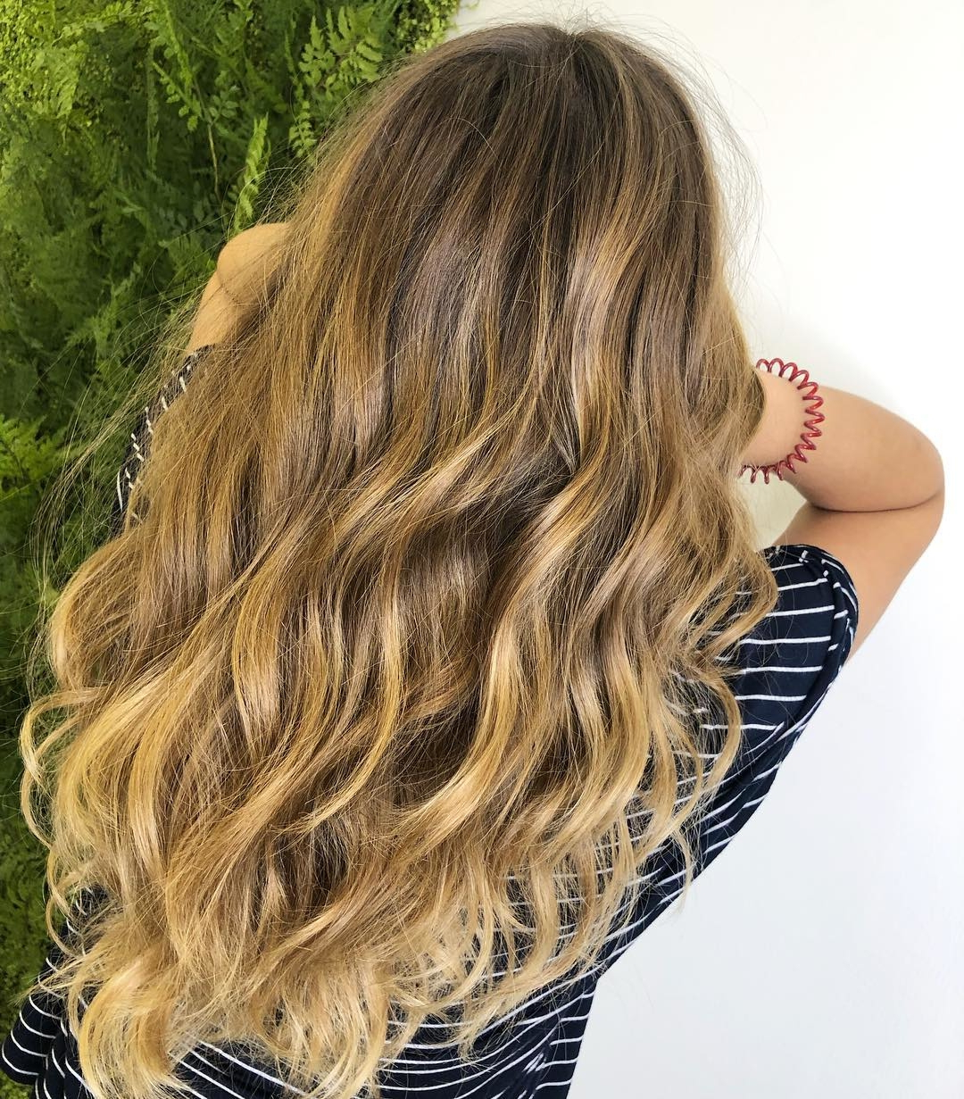 20 Balayage Brown To Blonde Long Hairstyles – Hair Colour In Latest Blonde Balayage On Long Voluminous Hairstyles (View 5 of 20)