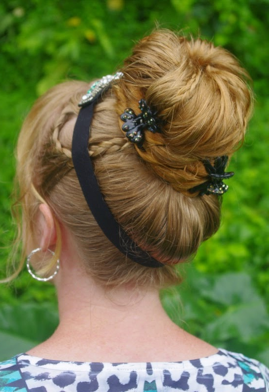 2020 Cinnamon Bun Braided Hairstyles Intended For Braids & Hairstyles For Super Long Hair: Imperial Bun (View 6 of 20)