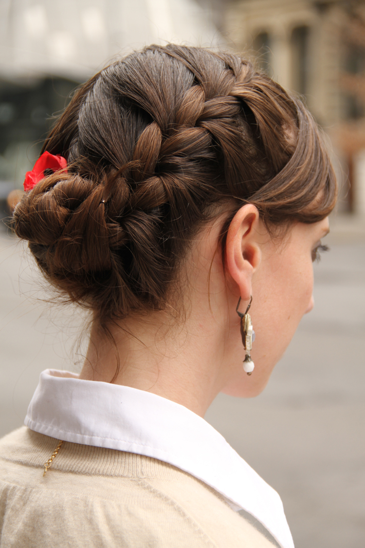 Featured Photo of Intricate Braided Updo Hairstyles