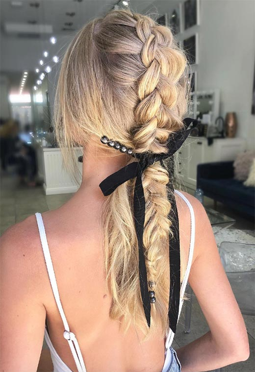 25 Amazing Braided Hairstyles For Long Hair For Every Regarding Most Popular Loose Double Braids Hairstyles (View 7 of 20)