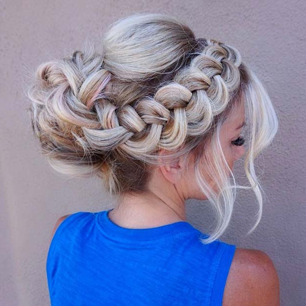 25 Best Formal Hairstyles To Copy In (View 11 of 20)