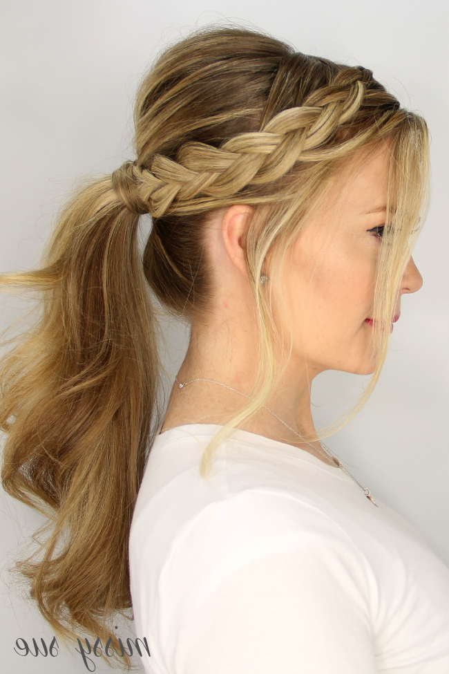 3 Easy Summer Hairstyles (View 16 of 20)