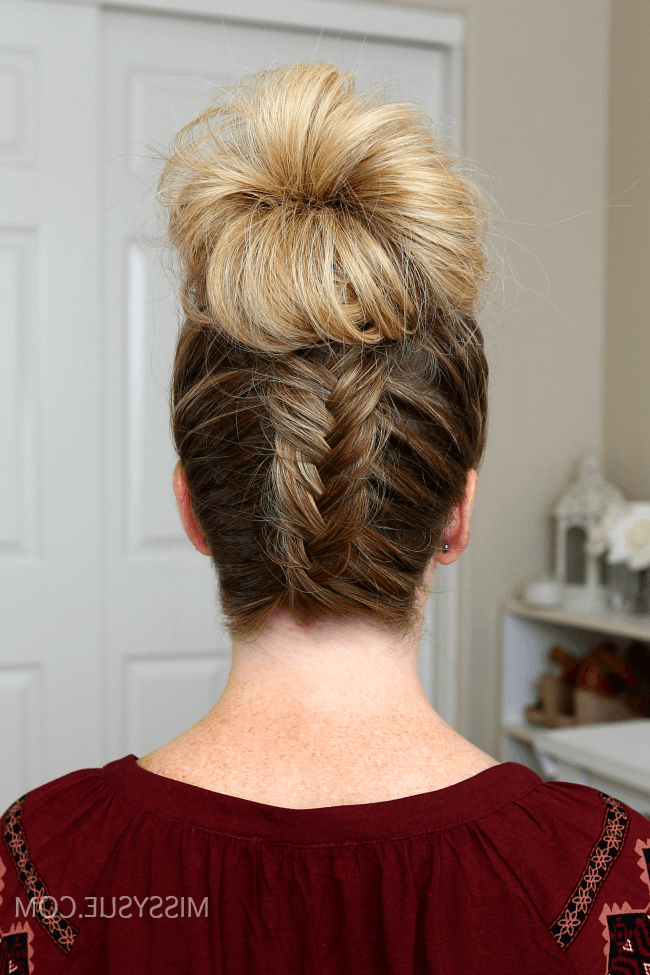 3 Fishtail Braid Hairstyles (View 13 of 20)