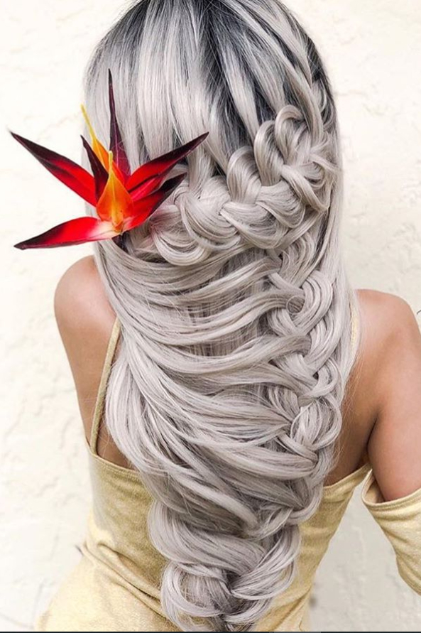 30 Beautiful Dutch Braided Hairstyle For This Summer Hair Regarding Newest Quad Dutch Braids Hairstyles (View 17 of 20)