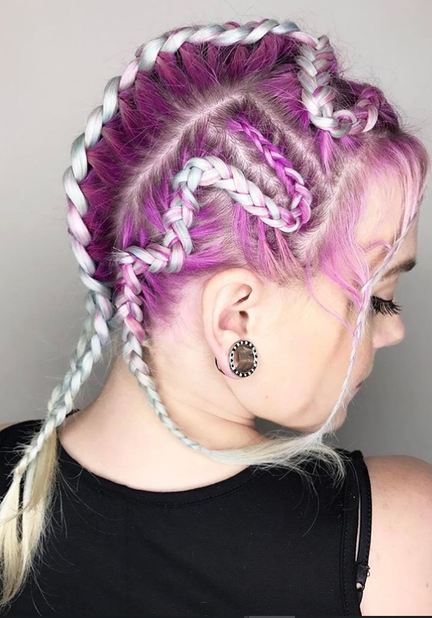 30 Beautiful Dutch Braided Hairstyle For This Summer Hair Throughout Well Liked Dutch Heart Braid Hairstyles (View 10 of 20)
