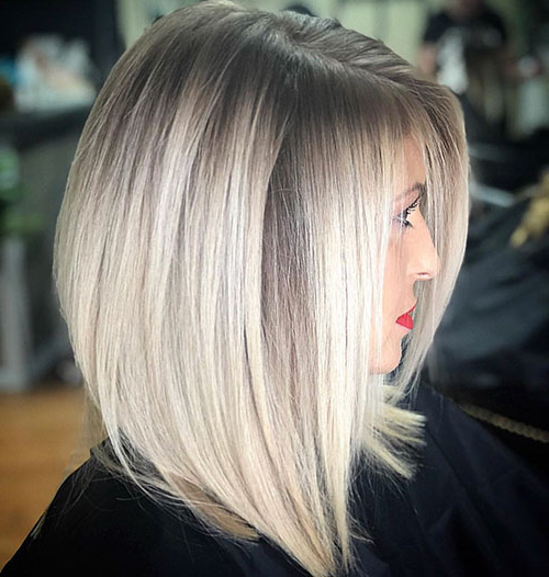 40 New Ash Blonde Short Hair Ideas (View 11 of 20)