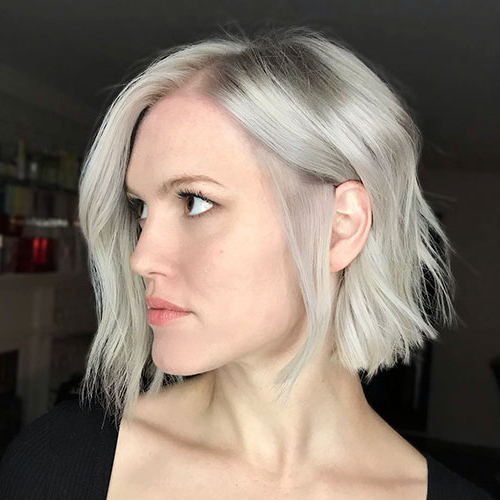 40 New Ash Blonde Short Hair Ideas (View 7 of 20)
