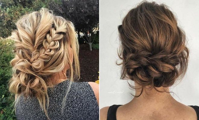41 Beautiful Braided Updo Ideas For (View 16 of 20)