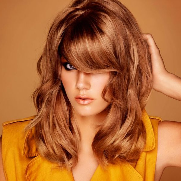 44 Strawberry Blonde Hair Ideas (trending In April 2021) Throughout Current Long Dark Brown Curls Hairstyles With Strawberry Blonde Accents (View 18 of 20)