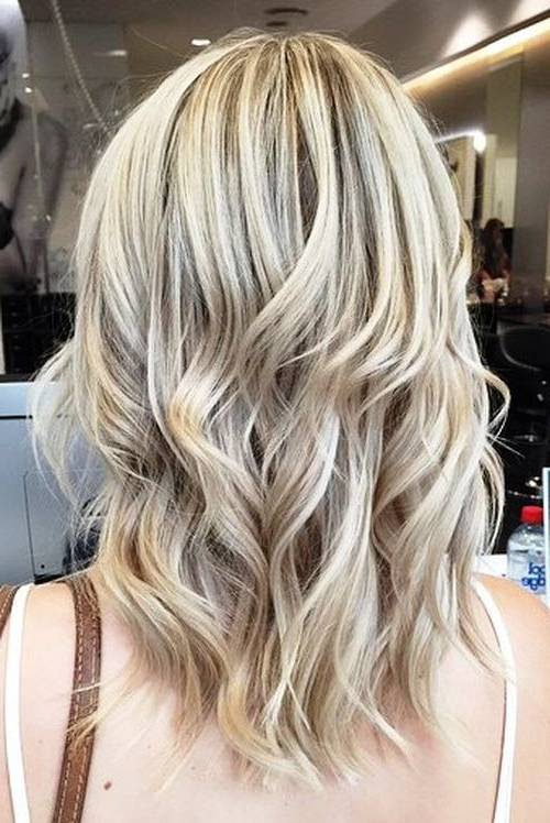 45 Adorable Ash Blonde Hairstyles – Stylish Blonde Hair For Popular Ash Blonde Short Curls Hairstyles (View 4 of 20)