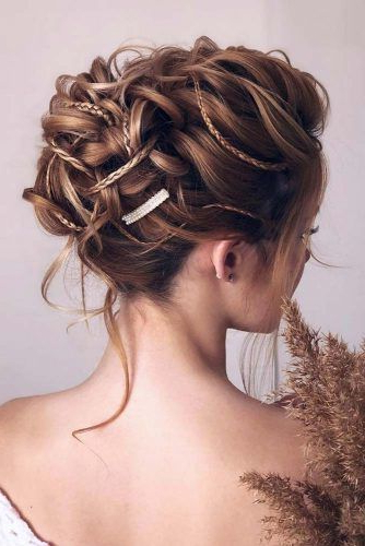 45 Trendy Updo Hairstyles For You To Try (View 14 of 20)