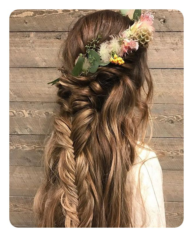 66 Boho Hairstyles For Curly And Straight Hair – Style Easily Throughout 2019 Boho Rose Braids Hairstyles (View 5 of 20)