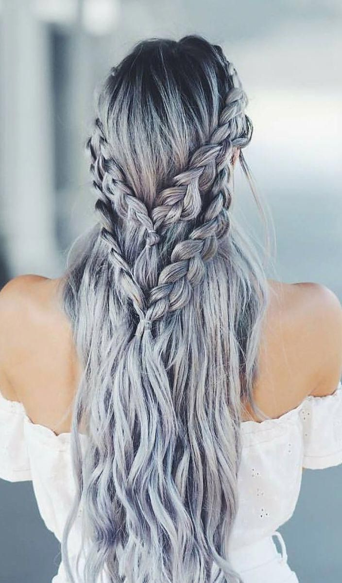 8 Halo Braid Hairstyles That Look Fresh And Elegant (View 17 of 20)