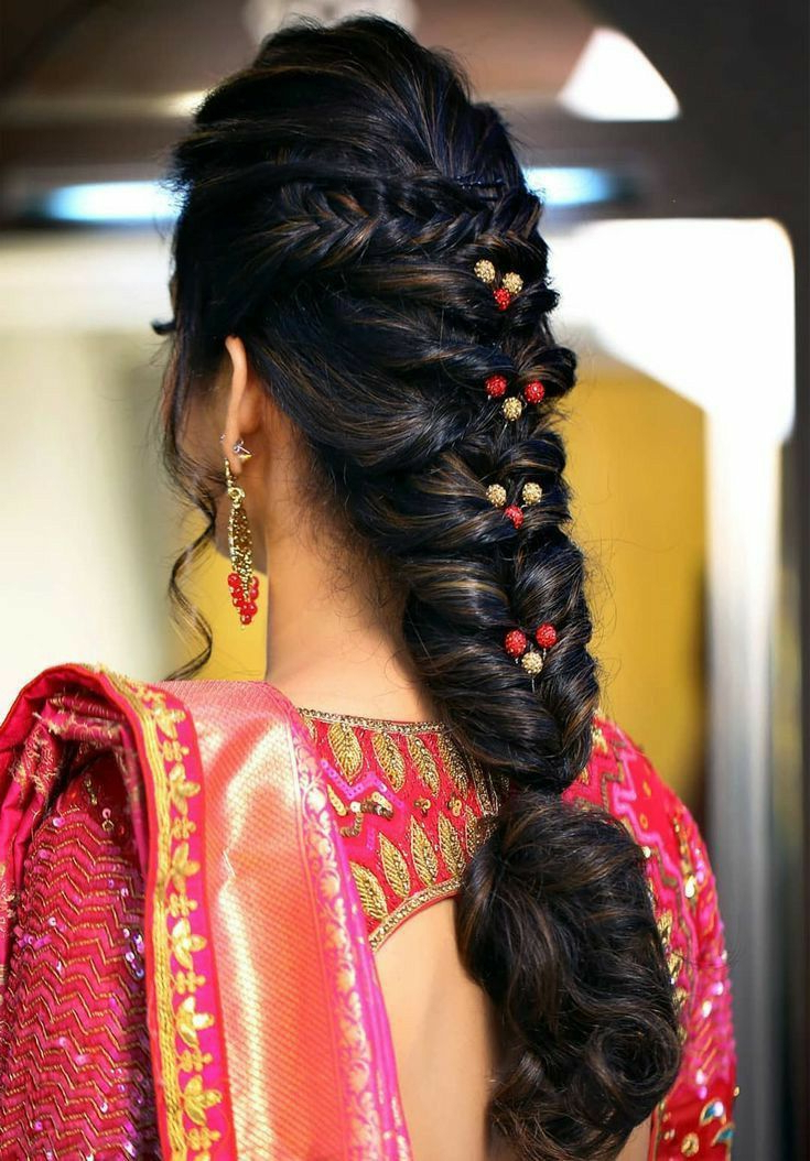 A Beautiful Messy Hair Style,simple And Souber In 2020 Regarding Widely Used Messy Twisted Braid Hairstyles (View 13 of 20)