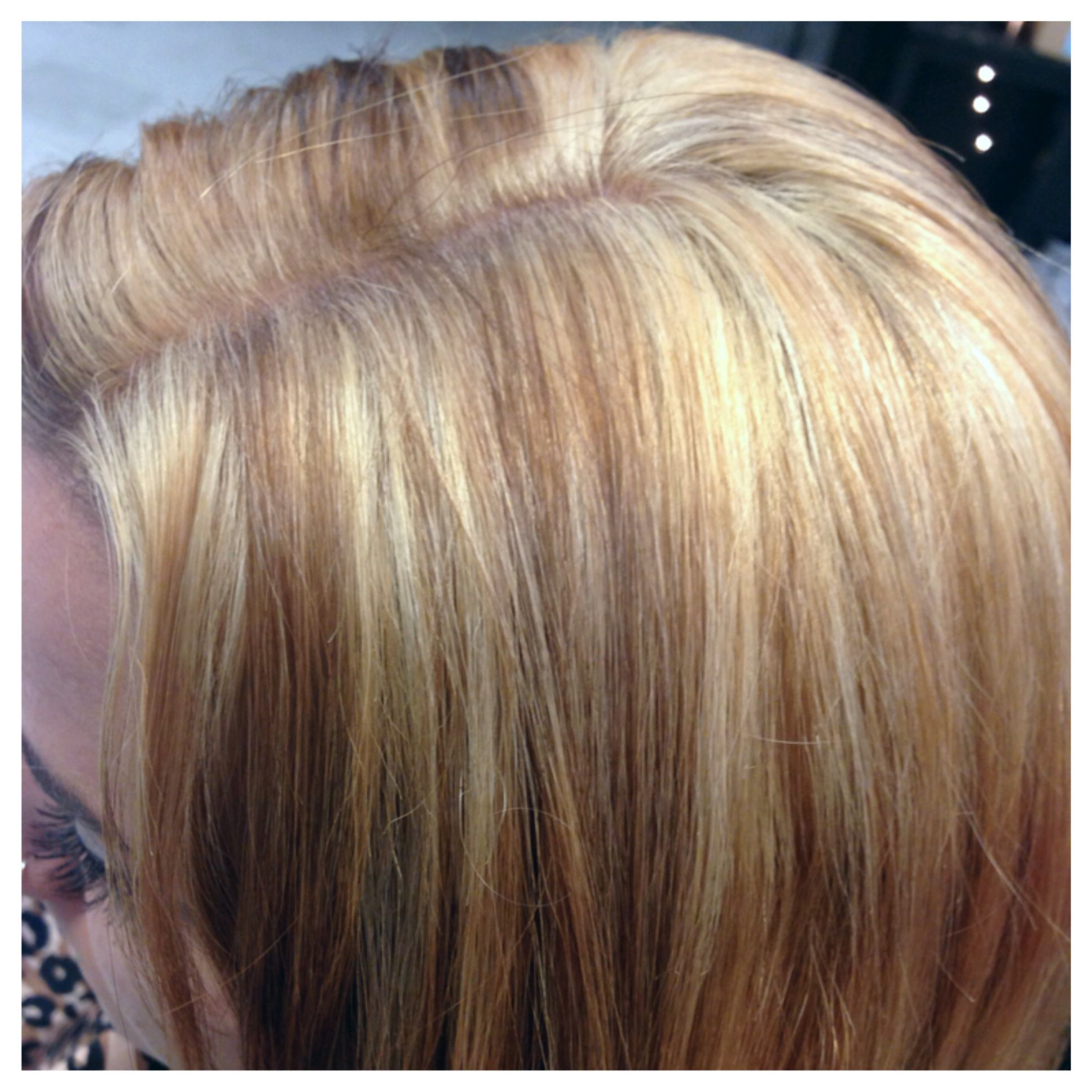 Blonde And Brown Accents (View 3 of 20)