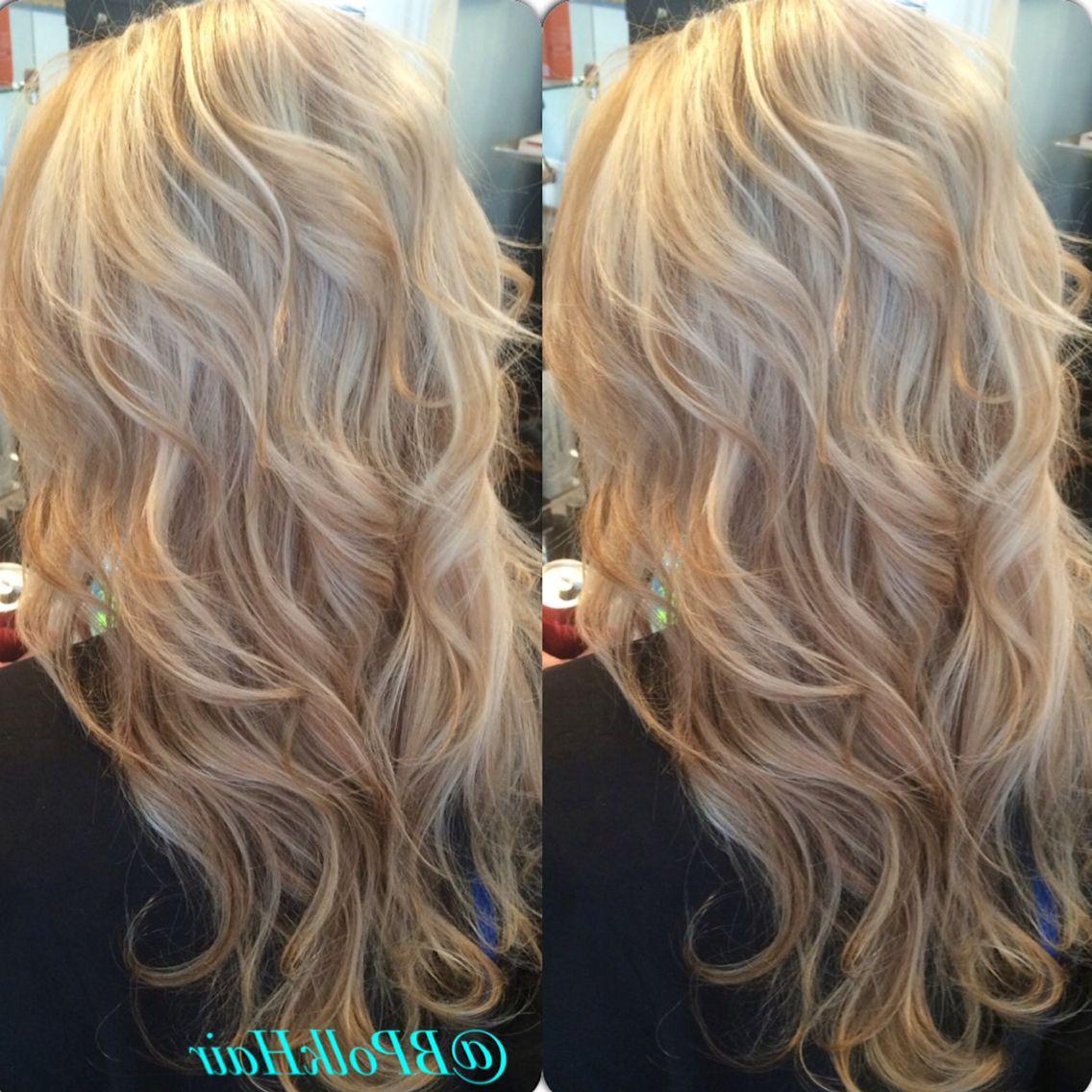 Blonde Curls, Hair (View 9 of 20)