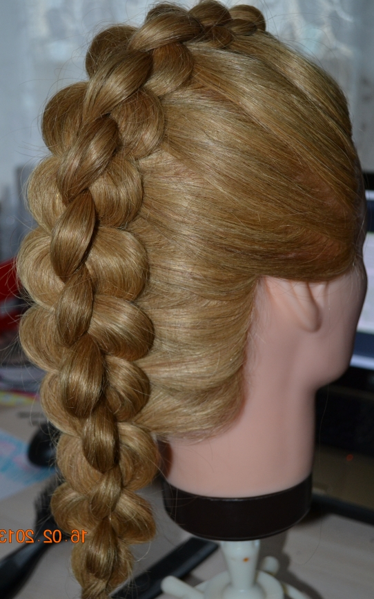 Braided Hairstyles, Hair, Hairstyle With Most Recently Released Four Strand Braid Hairstyles (View 12 of 20)