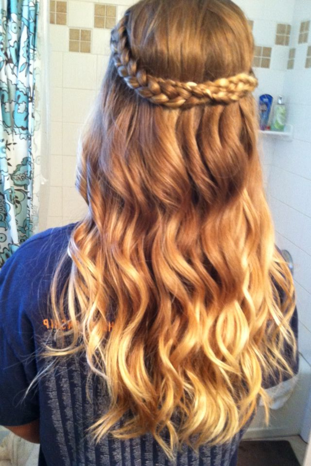 Featured Photo of Braided Crown Rose Hairstyles