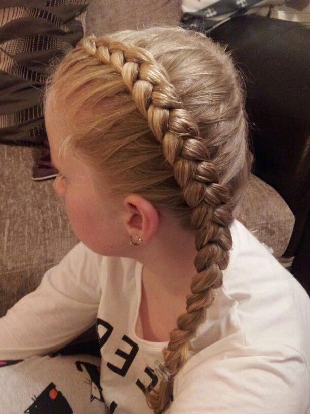 Braided Hairstyles, Hair Styles, Dutch Braid Regarding Newest Quad Dutch Braids Hairstyles (View 8 of 20)