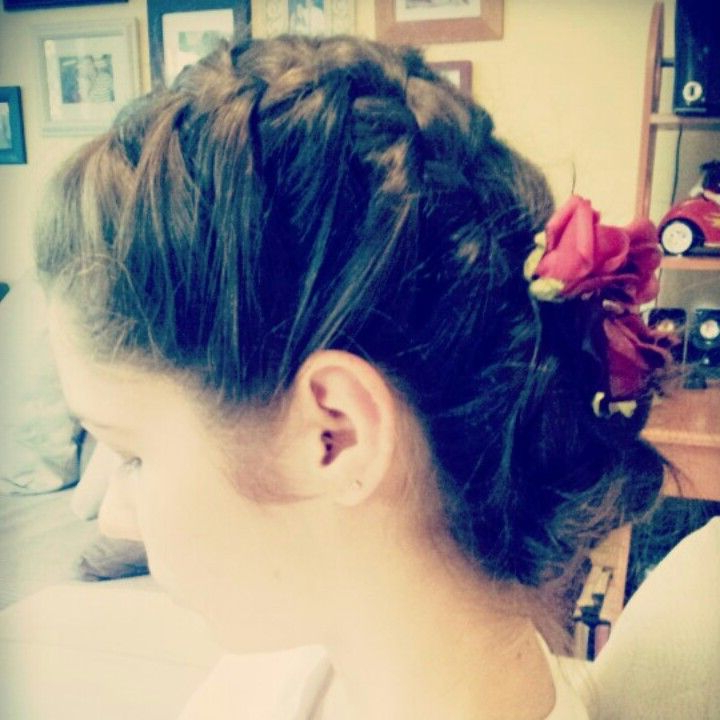 Braids And Roses (View 10 of 20)
